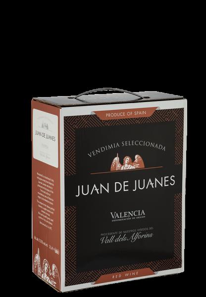 Juan de Juanes Vendimia Seleccionada Bag-in-Box - 3,0 L